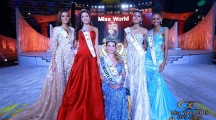 Miss World 2015 è Mireia Lalaguna Royo. Greta Galassi seconda classificata a Miss World Top Model