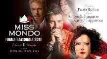 Miss Mondo Italia ufficializza le date. Prefinale e Finale Nazionale a Gallipoli dal 28 maggio all'11 Giugno.