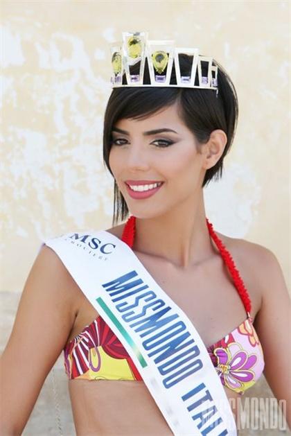 Tania Bambaci Miss Mondo Italia TANIA BAMBACI