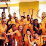 Il team giallo