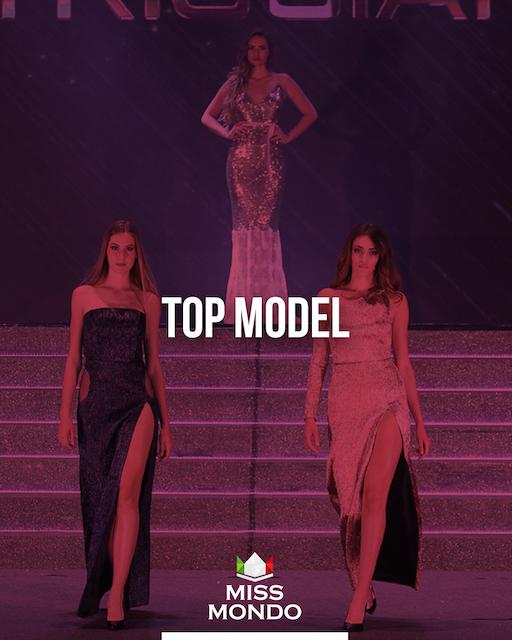 miss mondo talent 2019 - diana giometti