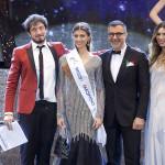 Paolo Ruffini, Flavia Panfili Miss Gil Cagné 2016, Pablo Art Director Gil Cagné e Claudia Russo