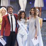 Paolo Ruffini, Silvia Falco Miss Sport 2016 e Claudia Russo