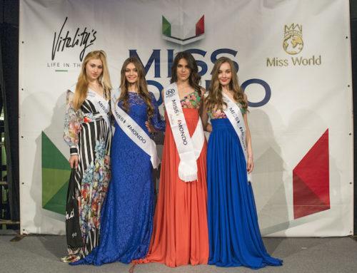 Perugia: Finalissima Regionale Miss Mondo Umbria