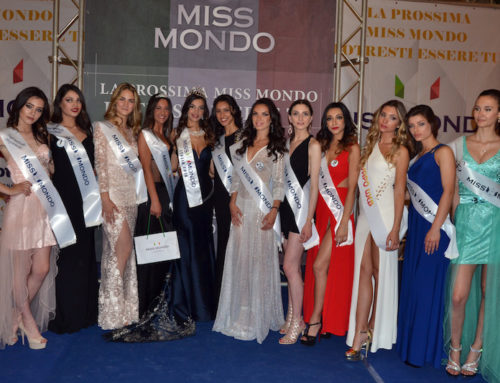Giugliano in Campania (NA): Finalissima Regionale Miss Mondo Campania