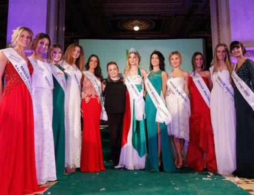 Salsomaggiore Terme (BO): Finalissima Regionale Miss Mondo Emilia