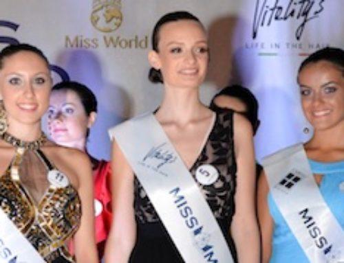 Cassano allo Ionio (CS): Selezione Regionale Miss Mondo Italia