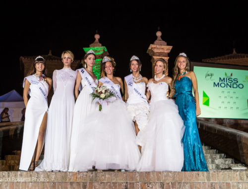 Comacchio (FE): Selezione Regionale Miss Mondo Italia