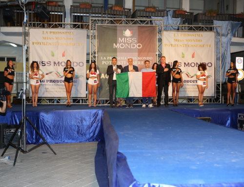 Valle Dell'Angelo (SA): Selezione Regionale Miss Mondo Italia