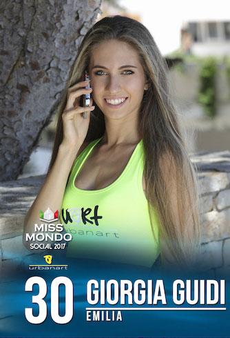 30 - Giorgia Guidi