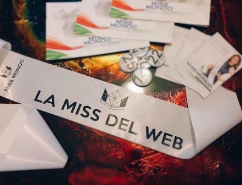 La Miss del Web, la nuova fascia di Miss Mondo Italia.