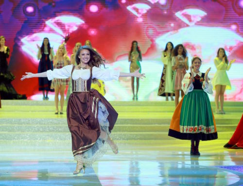 Miss World 2017 – Dance of the World