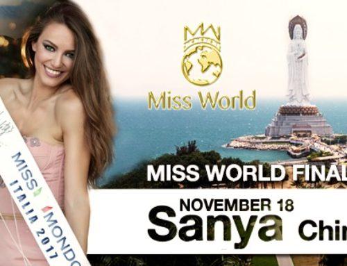 Segui la finale di Miss World 2017 in diretta streaming a partire dalle 12.30.