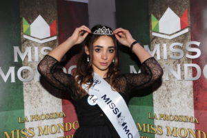 Sant'Anastasia (NA) - Selezione Regionale Miss Mondo Italia