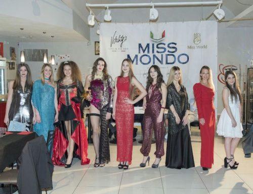 Lucca: Selezione Regionale Miss Mondo Italia