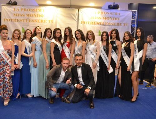 Montesarchio (BN): Finale Regionale Miss Mondo Campania