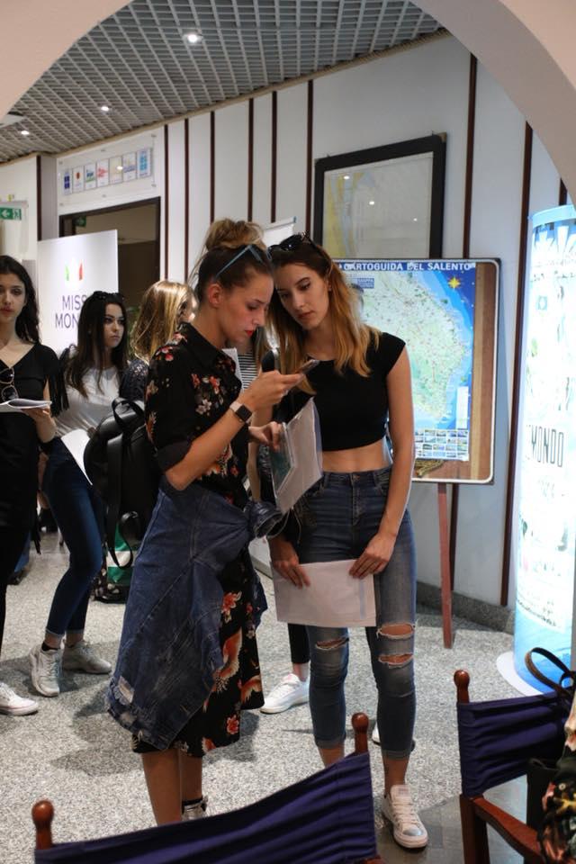 Le 150 Semifinaliste di Miss Mondo Italia arrivano a Gallipoli - 2