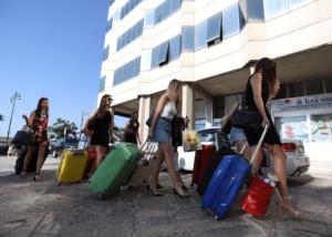 Arrivo a Gallipoli delle 150 semifilnaliste di Miss Mondo Italia 2018