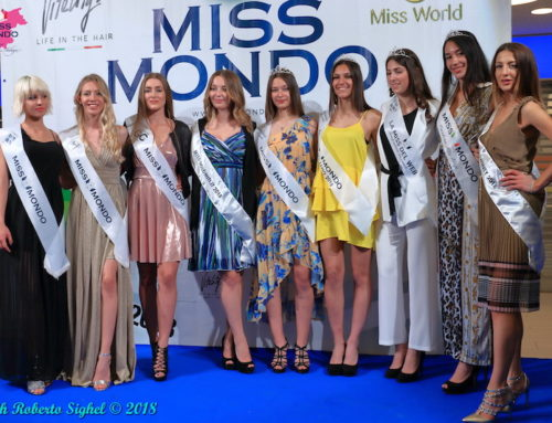 Bolzano: Finale Regionale Miss Mondo Trentino Alto Adige