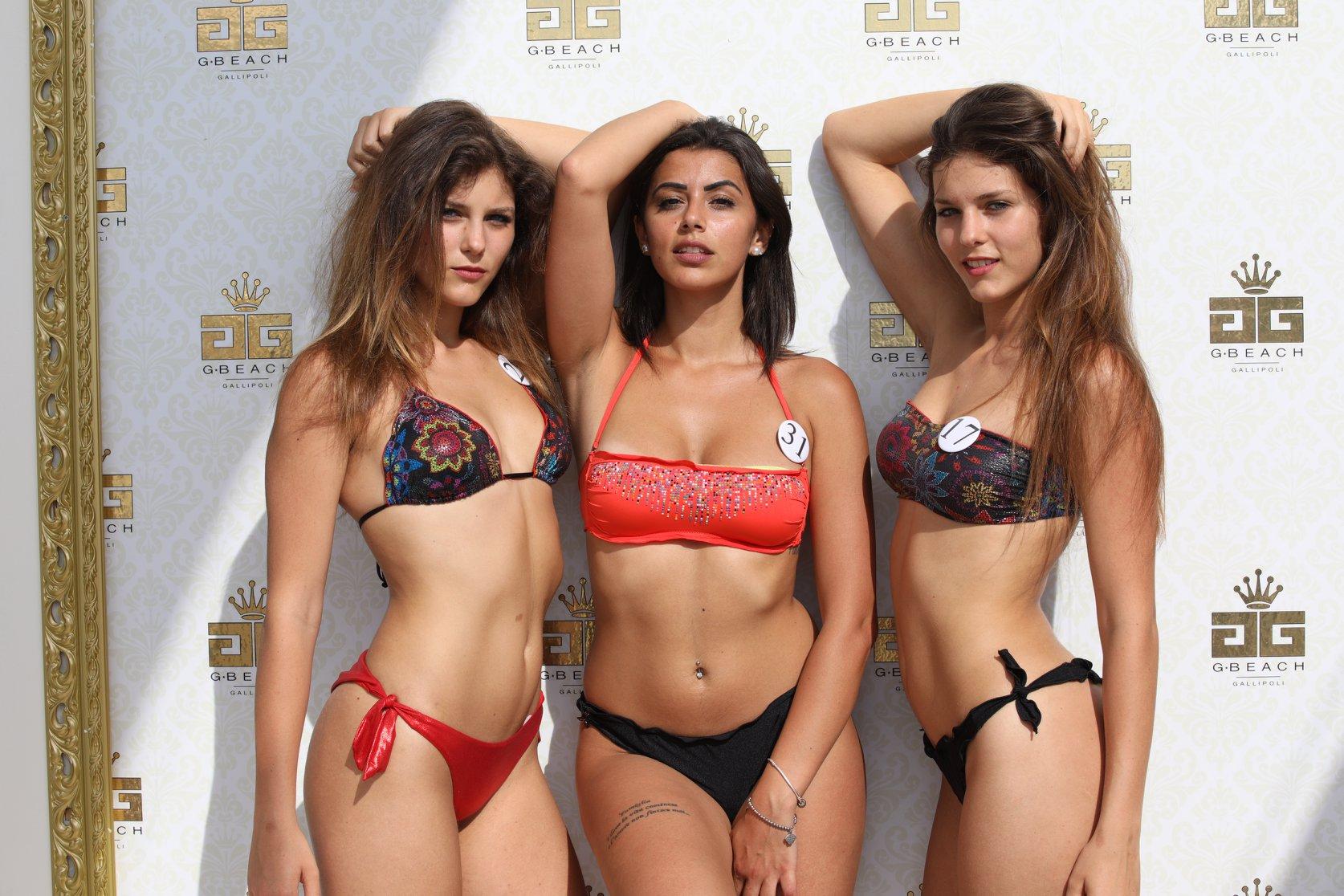 Miss Mondo Italia - Beach - 20