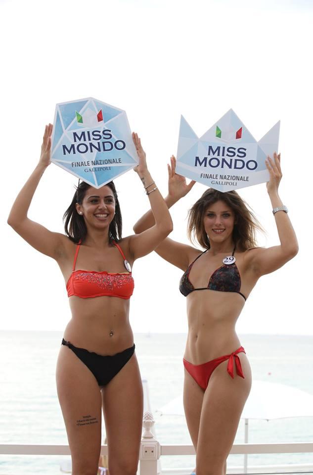 Miss Mondo Italia - Beach - 15