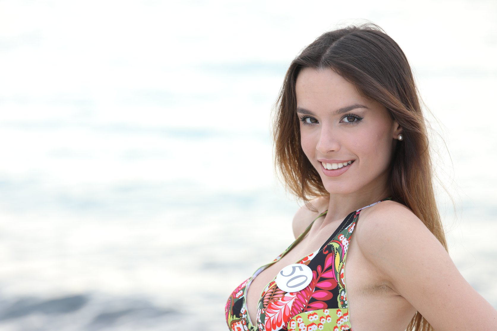 Miss Mondo Italia - Beach - 13