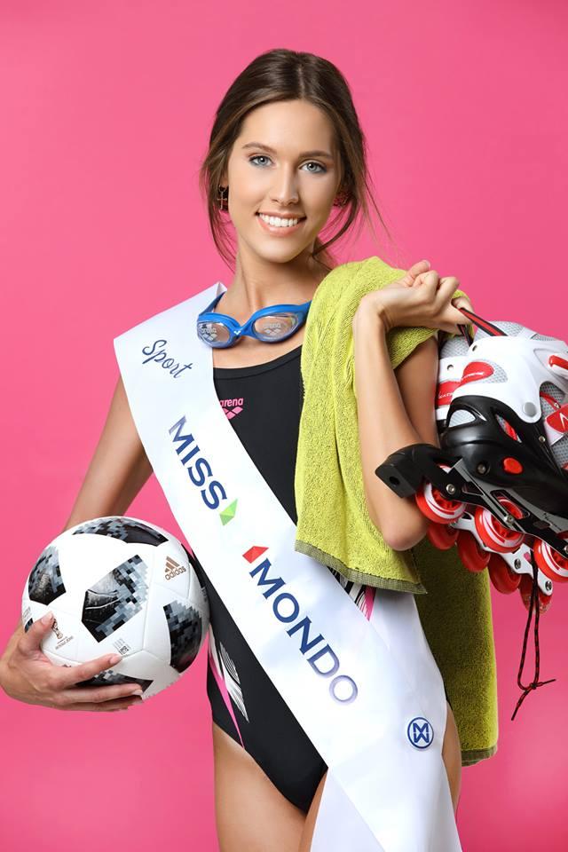 Miss Mondo 2018 - Sport - 6