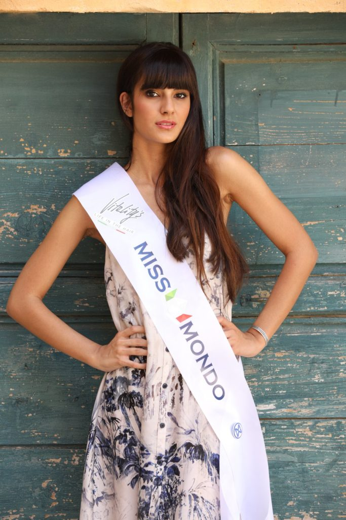 Le Ambassadors di Miss Mondo Italia - 2