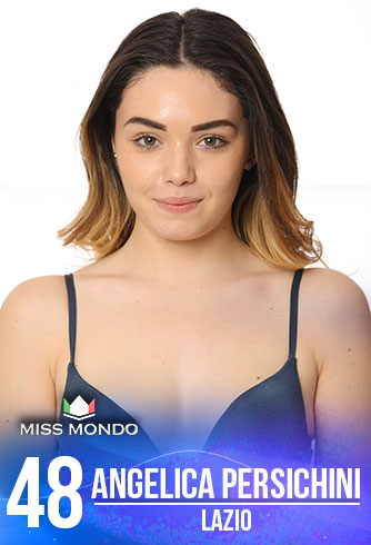 candidatas a miss italia mundo 2018. final: 10 june. (50 candidatas as usual). - Página 4 48-ANGELICA-PERSICHINI-LAZIO