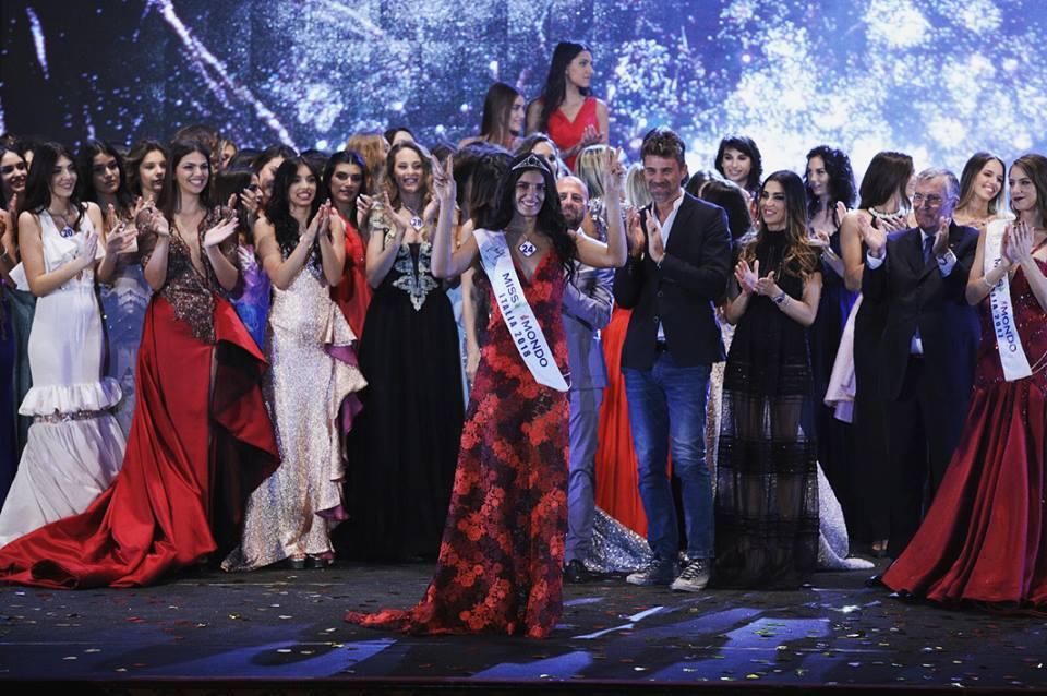 Finale Miss Mondo Italia 2018 - Incoronazione - 2