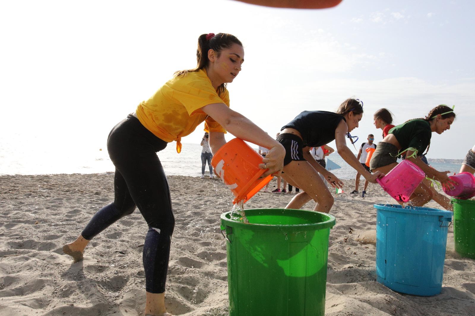 Miss Mondo Sport spiaggia 2018