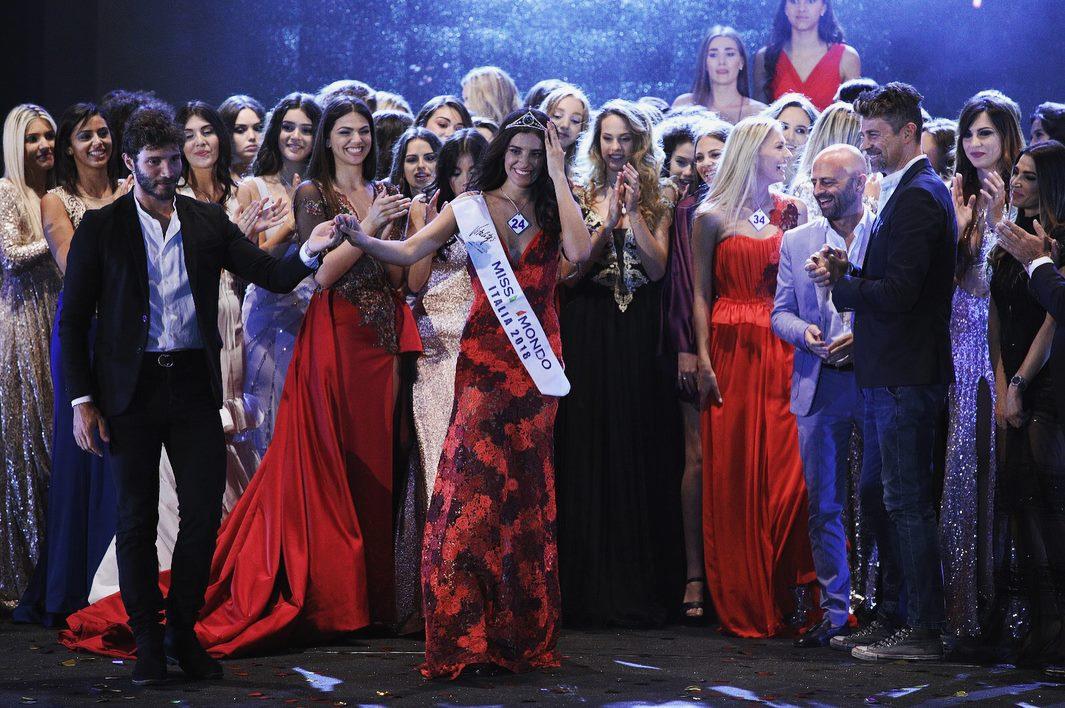 Finale Miss Mondo Italia 2018 - Incoronazione