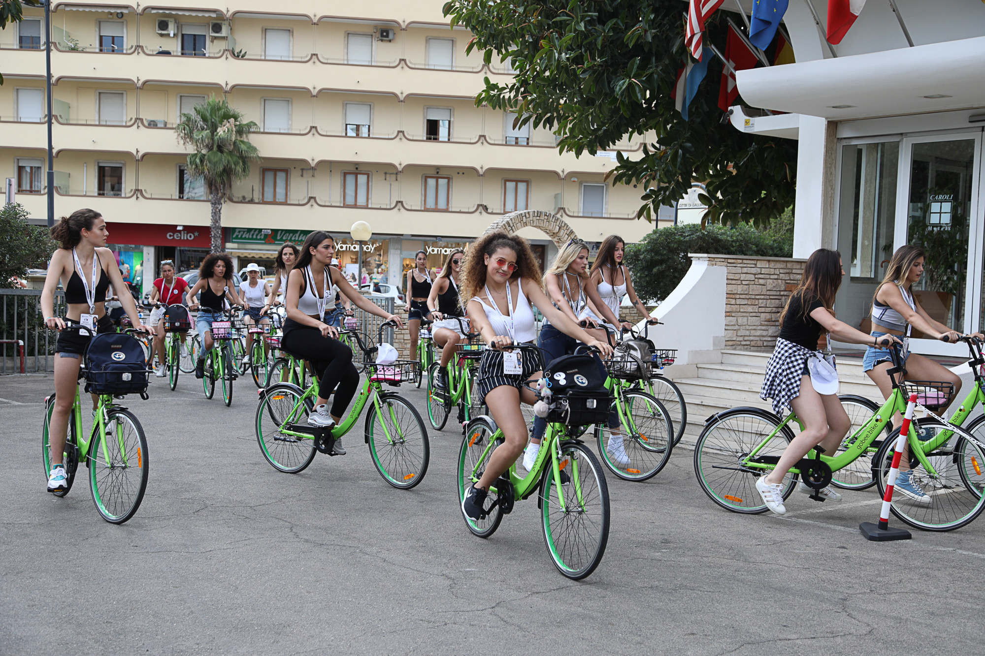 Miss in bici - 15
