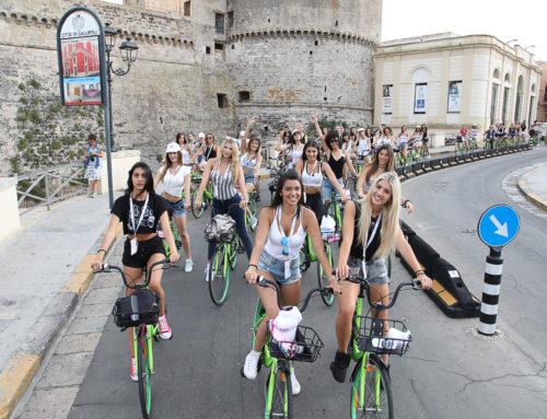 Pedalando in bicicletta… con le #Miss!