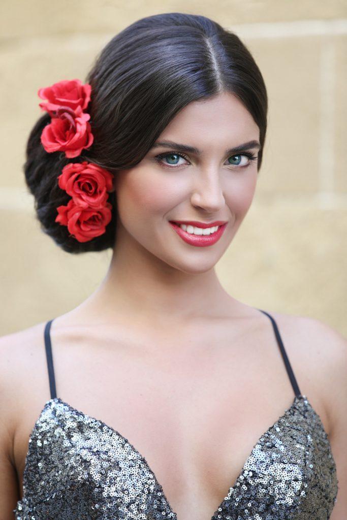 Nunzia Amato - Miss Mondo Italia 2018 - Sorriso