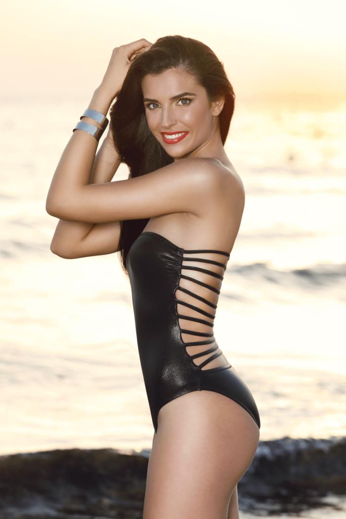 Nunzia Amato - Miss Mondo Italia 2018 - Costume da bagno