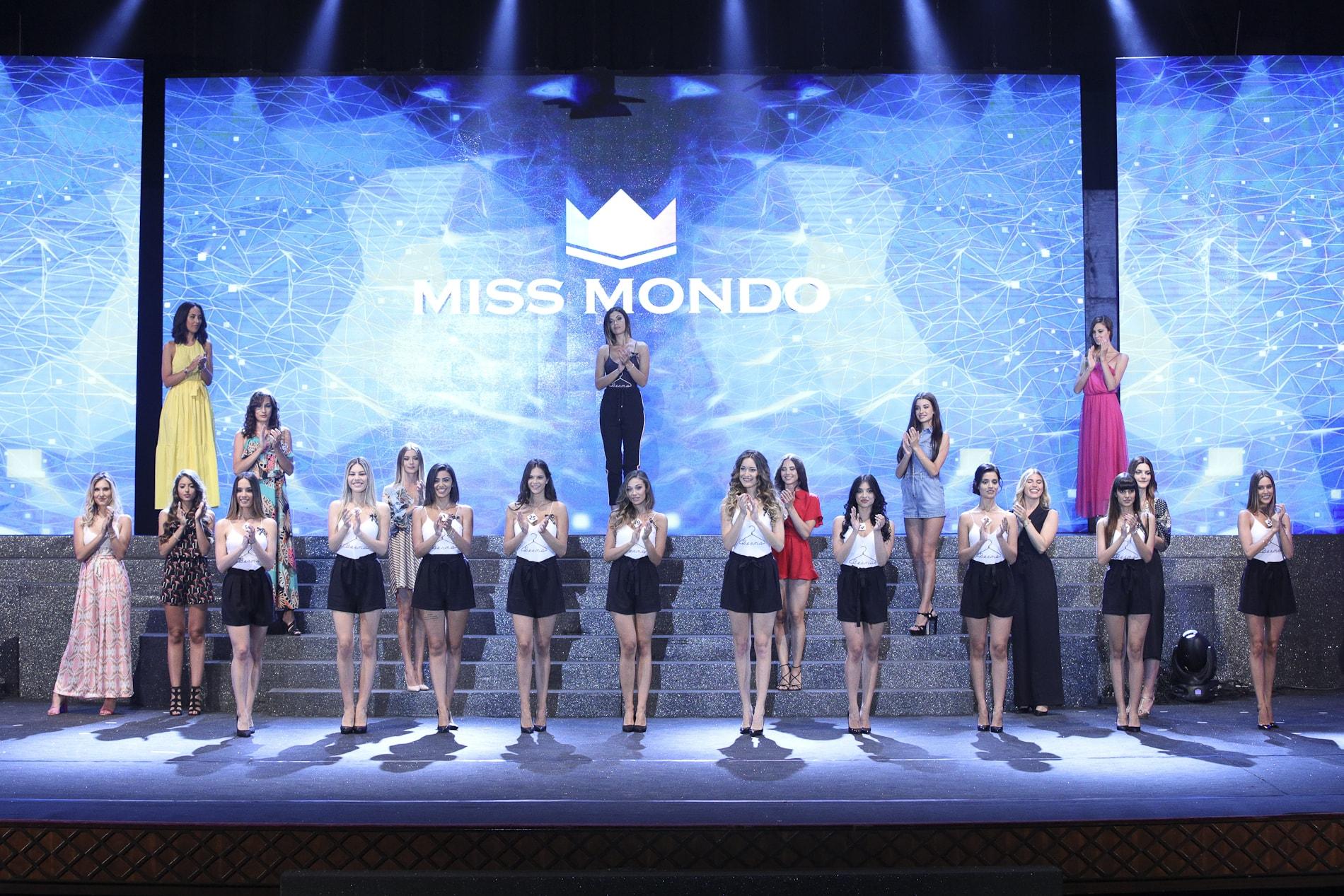 Finale Nazionale Miss Mondo Italia 2018 - 14