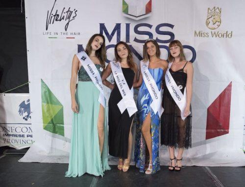 Cascina (PI): Selezione Regionale Miss Mondo Italia