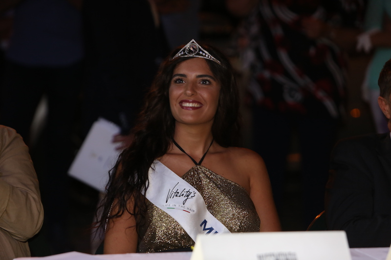 Nunzia Amato Miss Mondo Italia 2018