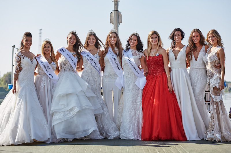 Miss Mondo Italia Borretto