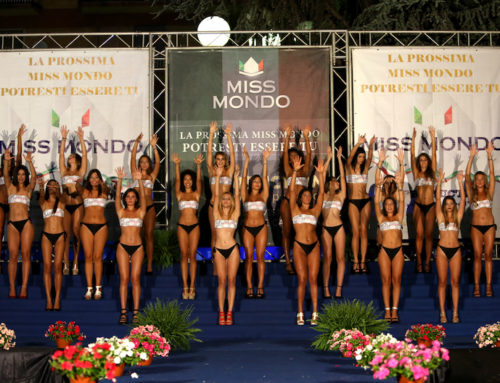 Cancello Scalo (CE): Selezione Regionale Miss Mondo Italia