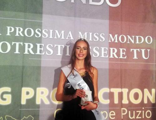 Sant'Agata De'Goti (BN): Selezione Regionale Miss Mondo italia