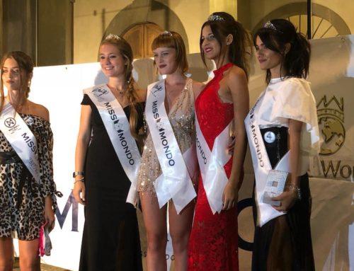 Pontedera (PI): Selezione Regionale Miss Mondo Italia