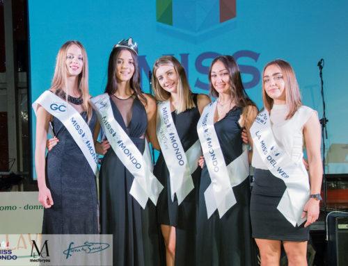 Rivignano Teor (UD): Selezione Regionale Miss Mondo Italia