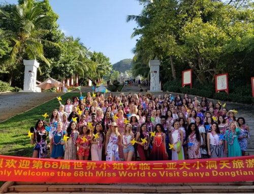 Miss World 2018, Sanya China