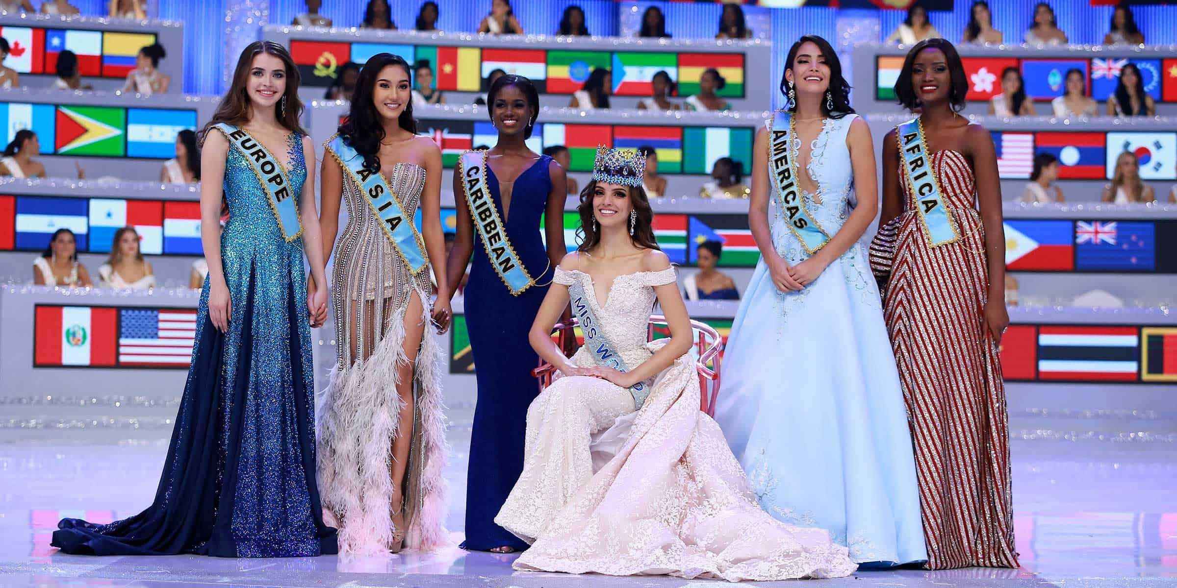 Vanessa Ponde De Leon - Miss World 2018