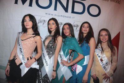 Selezione Regionale Miss Mondo Italia, San Giuliano Terme