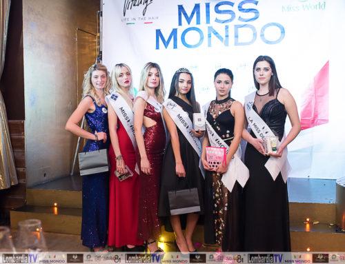 Milano: Selezione Regionale Miss Mondo Italia