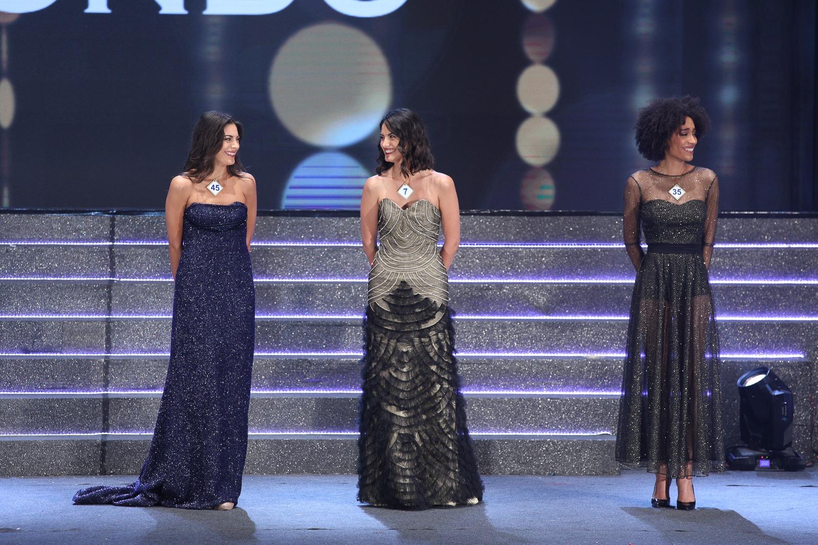 Le 3 finaliste di Miss Mondo Italia 2019