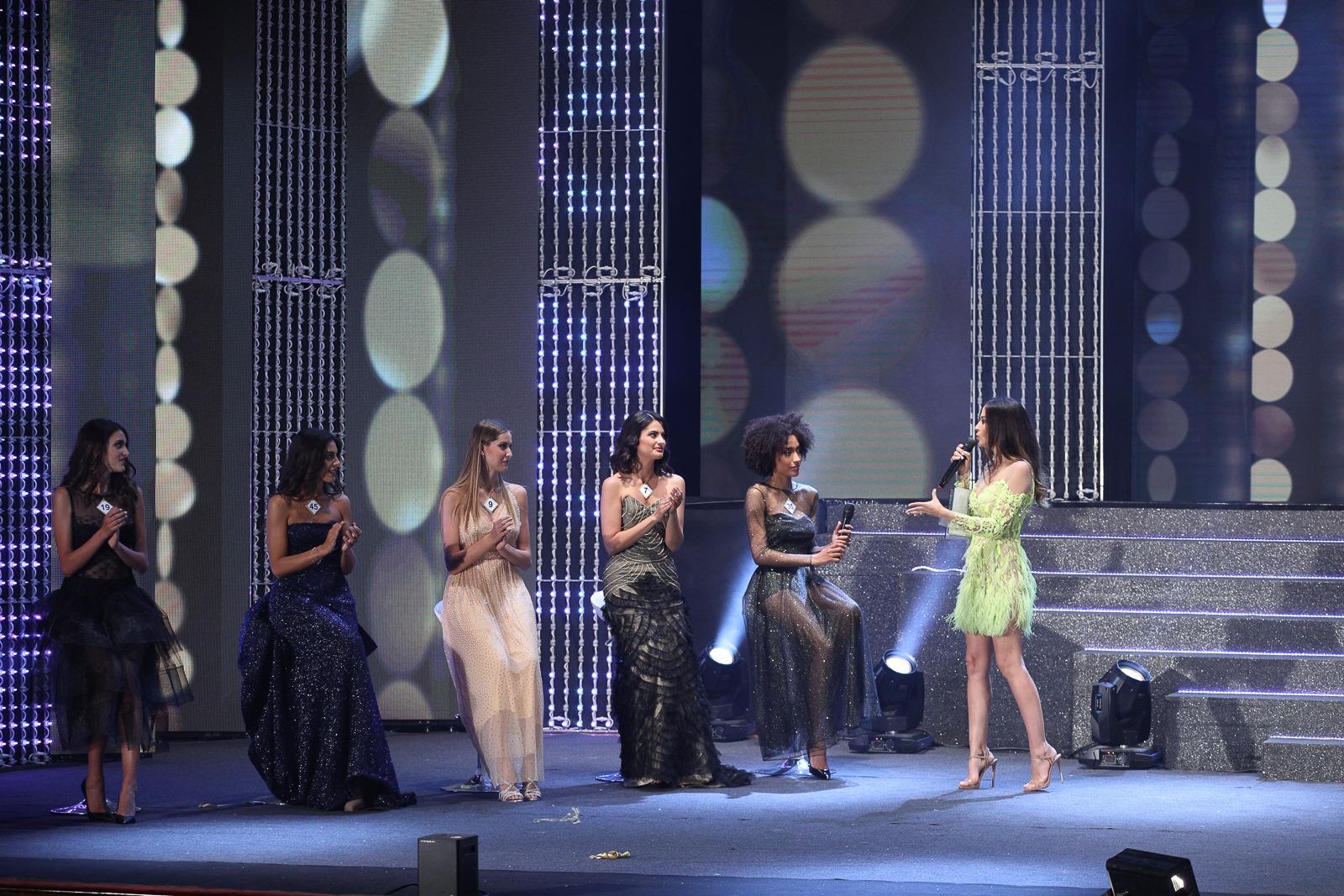 Intervista alle 5 finaliste di Miss Mondo Italia 2019